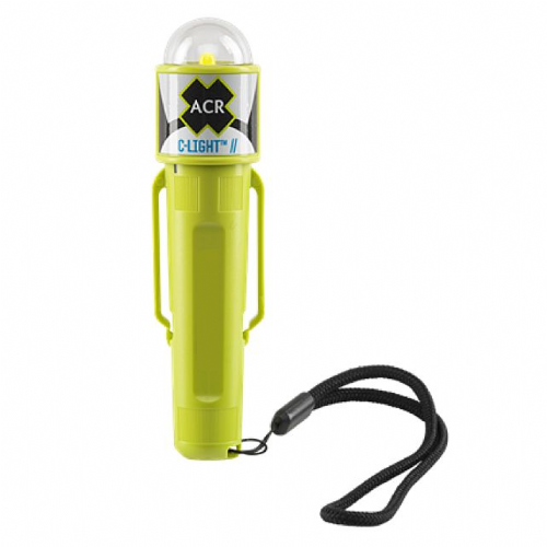 ACR Emergency Signalling C-Light for Lifejackets